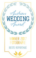 Austrian Wedding Award Winner 2017