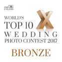World's Top 10 Wedding Photo Contest 2017 Bronze